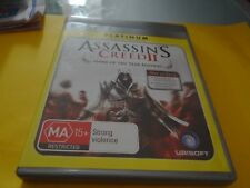 ASSASSIN'S CREED II GAME OF THE YEAR EDITION PS3 PLAYSTATION 3 *CHEAP*
