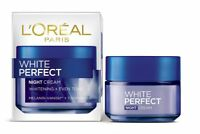 L'Oreal White Perfect Night Cream 50 ml , free shipping worldwide