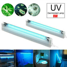 LED UV Disinfection Lamp Tube UVC Ozone Ultraviolet Sterilizer Germicidal Lights