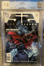 52 11 CGC 9.4 1st full Kate Kane as Batwoman DC Comics