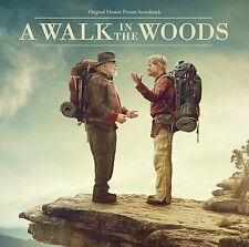 A WALK IN THE WOODS CD - ORIGINAL MOTION PICTURE SOUNDTRACK (2015) - NEW