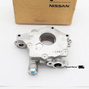 """NEW OEM Nissan 350Z """"Revup"""" Oil Pump fits 2003-2006 VQ35DE Z33 15010-AC70A"""