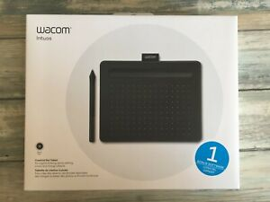 ✅ Wacom Intuos S CTL-4100/K1-BX Tablet Gráfica - Negra