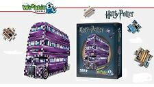 WREBBIT 3D PUZZLE - HARRY POTTER - THE KNIGHT BUS - FAHRENDER RITTER - NEU/OVP