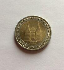 Euro Commemorativi: 2 € Schleswig-Holstein - D MONACO