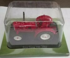 "DIE CAST TRACTEUR "" ZETOR SUPER 550 - 1962 "" SCALA 1/43"
