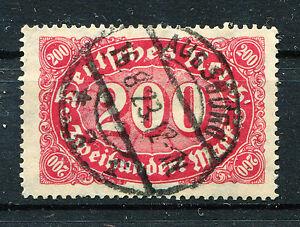 Deutsches Reich  248 b  gestempelt