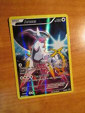 NM FULL ART Pokemon Mythical ARCEUS Card Black Star PROMO XY116 Set Collection