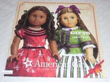 American Girl 2011 Holiday Catalog Reference Magazine Marie Grace~Kanani~Molly