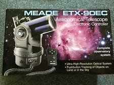 Meade ETX-90EC Astronomical Telescope