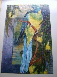 Cloncurry Beauty,by  Gayle Russell, 1000 Piece Blue Opal Jigsaw Puzzle, Complete