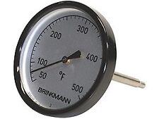 Brinkmann Premium Smokeshop Temperature Gauge 812-3301-0