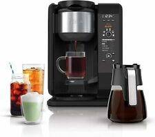 Ninja Hot and Cold Brewed System  Auto-iQ Tea and Coffee Maker with 6 Brew Size