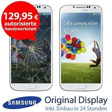 Original Samsung I9506 Galaxy S4 LTE Display Touch LCD Reparatur White / Weiß