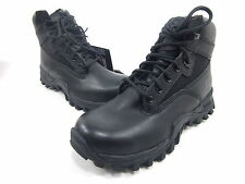 TIMBERLAND PRO VALOR, 6 INCH MCCLELLAN WORK BOOT, MENS, BLACK, US 4M, NEW IN BOX