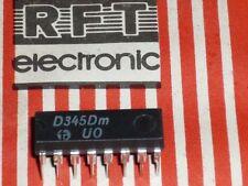 RFT D345D 10pcs BCD zu 7 segment dekoder