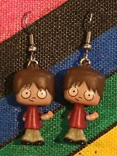 MAC Earrings Surgical Hook New Foster's Imaginery Friends Bloo