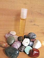 38-Roll on Huile de cristal de roche-massage énergétique-Maux de tête