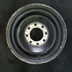 16'' BLACK CHEVY 2500 3500 1988-2002 OEM Factory Original STEEL Wheel Rim 1619