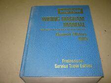 Genera Motor Wiring Diagram Manual General Motors book AC Heater Vacuum Circuits