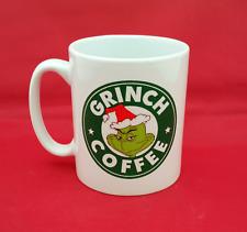 Le Grinch Christmas fumisterie Starbucks Inspiré Mug Film 10 oz (environ 283.49 g)