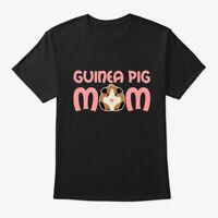 Stylish Guinea Pig Mom Classic Hanes Tagless Tee Hanes Tagless Tee T-Shirt