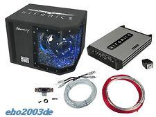Hifonics MBP 1000.4 BassPaket AMP + Bass + Kabelkit 141 dB. !! SchallDRUCK >