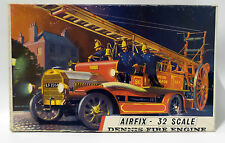 EMERGENCY SERVICES : DENNIS FIRE ENGINE AIRFIX MODEL KIT. 1/32 SCALE. (TH)