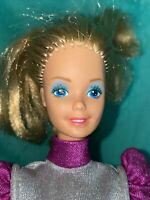 VINTAGE 1966 MATTEL BARBIE DOLL TWIST AND TURN BLONDE With Outfit
