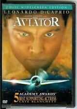 THE AVIATOR, used movie DVD, 2004, flying and Howard Hughes, Leonardo DiCaprio