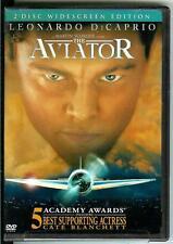 THE AVIATOR, used movie DVD, 2004, flying and Howard Hughes, Leonardo DiCaprio