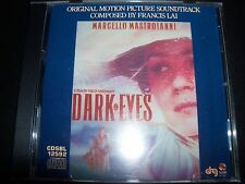 Dark Eyes Original Soundtrack (Composed By Francis Lai ‎) CD – Like New