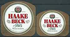Haake Beck Pils, brème brasserie Etiquette (hb-021)