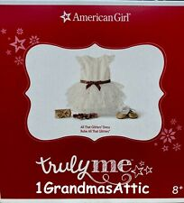 American Girl All That Glitters Dress NIB Holiday Christmas