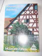 Altes Buch Fränkisches Freilandmuseum Häuser aus Franken Museumsführer Ausg 1988