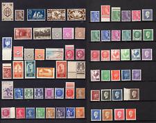 W1002* Lot x 70 timbres France NEUF**MNH TBE SEMEUSE TYPE-PAIX semi-moderne