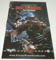 Space Hulk Death Angel Card Game Poster Warhammer 40k Battle Westeros BattleLore