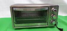 Oster 6-Slice Toaster Oven, Stainless Tssttvf817