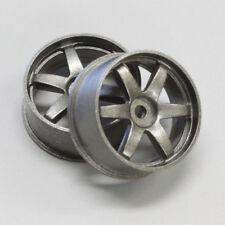 Jante 18 arrière métallique gris 2 pièces DNANO KYOSHO dnh-001gm-18r 702305