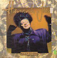 HANNAH JONES - Keep It On - The Master Recording Company