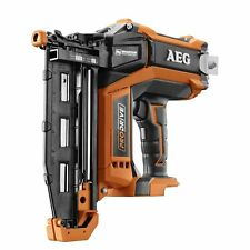 AEG 18v Brushless 16ga Straight C Brad Nailer - Skin Only