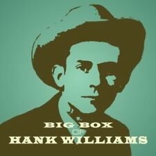 Big Box of Hank Williams by Hank Williams (CD, Oct-2012, 6 Discs, Floating World)