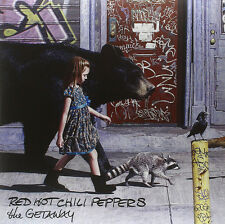 Brand New! Red Hot Chili Peppers - The Getaway - Vinyl Double LP