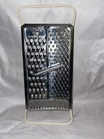 Vintage Foley All in one cheese grater slicer stainless steel USA
