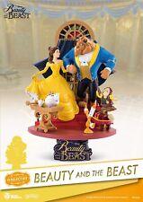 Beast Kingdom Disney D-Stage La Belle et la Bête D-select