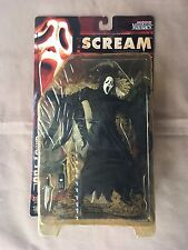 Scream Ghost face McFARLANE TOYS MOVIE MANIACS Figure NEW SEALED!
