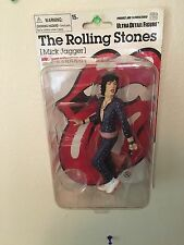 ROLLING STONES Mick Jagger Action Figure Ultra Detail Figure