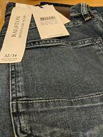 Scotch & Soda Ralston Dark Blue Jeans . W32/34L Ref HV17