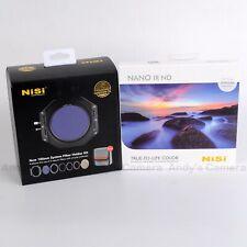 Nisi 100mm Filter Kit, V6 Holder w/ Landscape CPL + 10 Stop ND1000 3.0 Filter