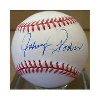 Johnny Podres Signed NL Baseball - JSA